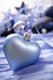 boże narodzenie ornamenty obrazy stock