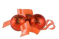 boże narodzenie ornamenty Fotografia Royalty Free