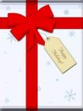 boże narodzenie prezent ilustracja wektor