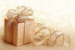 boże narodzenie pudełkowaty prezent obrazy royalty free