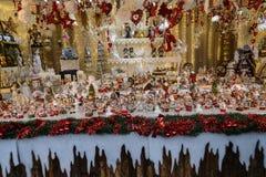 Boże Narodzenie rynki w Luksemburg mieście, Europa zdjęcia royalty free