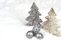 Boże Narodzenie sezonu tło Zdjęcia Royalty Free