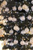 Boże Narodzenie sklep pamiątki i biżuteria w miasteczku Sainte-Andr w Węgry Fotografia Royalty Free