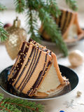 Boże Narodzenie torty obrazy stock