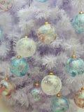 Boże Narodzenie zabawek tło Obrazy Stock