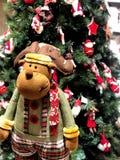 Boże Narodzenie zabawki w najlepszy widoku obrazy royalty free