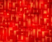 Bożego Narodzenia abstrakcjonistyczny czerwony tło ilustracji