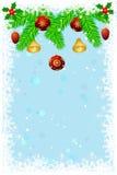 Bożego Narodzenia piękny tło Obraz Royalty Free