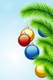 Bożego Narodzenia piękny tło Obrazy Stock
