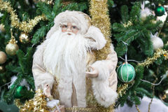 Bożenarodzeniowa Święty Mikołaj zabawka Obraz Stock