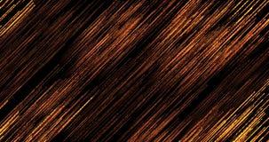 Bożenarodzeniowa cyfrowa błyskotliwość iskrzy złotych lampasy płynie na czarnym tle, wakacje xmas świąteczny szczęśliwy nowy rok ilustracja wektor