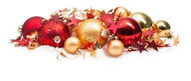 Bożenarodzeniowa dekoracja Fotografia Stock