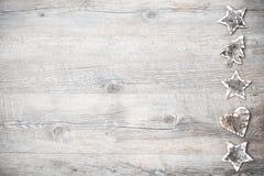 Bożenarodzeniowa dekoracja od brzozy barkentyny Obrazy Stock