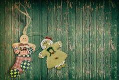 Bożenarodzeniowi powitania, świąteczny tło dla wizerunków Zdjęcie Stock