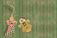 Bożenarodzeniowi powitania, świąteczny tło dla wizerunków Fotografia Stock