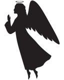 Bożenarodzeniowy anioł Zdjęcia Royalty Free