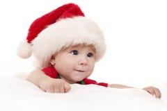 Bożenarodzeniowy dziecko Zdjęcie Royalty Free