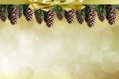 Bożenarodzeniowy i szczęśliwy nowy rok, sezon Obrazy Royalty Free