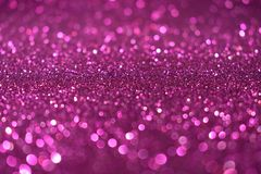 Bożenarodzeniowy nowy rok walentynki fiołka menchii błyskotliwości tło Wakacyjna abstrakcjonistyczna tekstury tkanina Element, bł zdjęcia royalty free