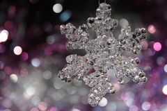 Bożenarodzeniowy płatek śniegu Zdjęcie Stock