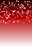 Bożenarodzeniowy płatka śniegu tło Zdjęcie Stock