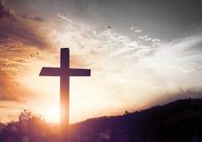 Bożenarodzeniowy pojęcie: cześć i pochwały bóg zdjęcia royalty free