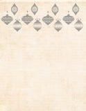 Bożenarodzeniowy Stacjonarny tło z dzwonami. Obraz Royalty Free
