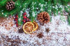 Bożenarodzeniowy Wakacyjny Tło Święta moje portfolio drzewna wersja nosicieli Zdjęcie Stock