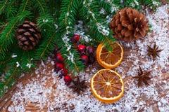Bożenarodzeniowy Wakacyjny Tło Święta moje portfolio drzewna wersja nosicieli Fotografia Stock