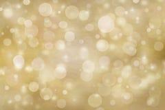 bożonarodzeniowe światła Obrazy Stock