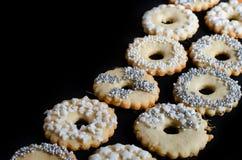 bożych narodzeń ciastek miodownik zrobił pałac cukierkom Fotografia Royalty Free