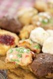 bożych narodzeń ciastek znaleziska wizerunki patrzeją więcej mój portfolio ten sam serie Obraz Royalty Free