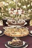 bożych narodzeń ciastka Zdjęcia Stock