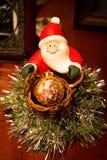 bożych narodzeń Claus dekoracja Santa Obraz Stock