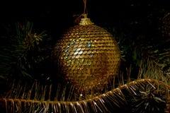 bożych narodzeń dekoraci drzewo Zdjęcie Royalty Free