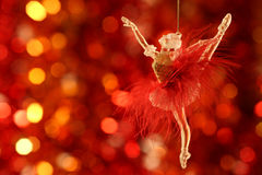 bożych narodzeń dekoraci drzewo Obraz Royalty Free