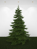 bożych narodzeń dekoraci drzewo Obrazy Stock