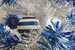 bożych narodzeń dekoraci drzewo Zdjęcie Stock