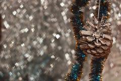 bożych narodzeń dekoraci nowy rok Fotografia Royalty Free