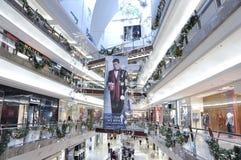 bożych narodzeń dekoraci ogródu centrum handlowe Zdjęcia Stock