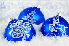 bożych narodzeń dekoraci wakacje Obraz Royalty Free
