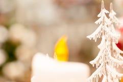 bożych narodzeń dekoracj nowy rok Zdjęcie Royalty Free