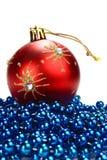 bożych narodzeń dekoracj nowy rok Obrazy Stock