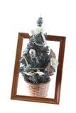 bożych narodzeń futerka drzewo Obrazy Royalty Free