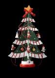 bożych narodzeń futerka drzewo Fotografia Royalty Free
