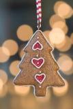 bożych narodzeń ornamentu drzewo Zdjęcie Stock