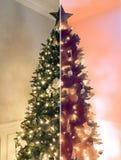 Bożych Narodzeń Tree Zdjęcie Royalty Free