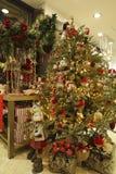 Bożych Narodzeń Tree Fotografia Royalty Free