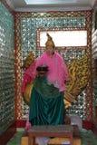 Bo Bo Gyi, nat дух попечителя Стоковые Фотографии RF
