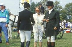 Bo Derek at the American Caf� Grand Prix, Stock Photo